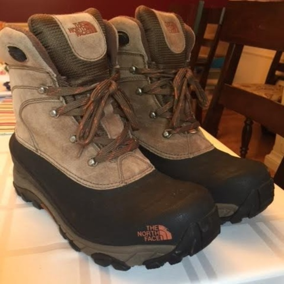 The North Face Winter Hiking Boots